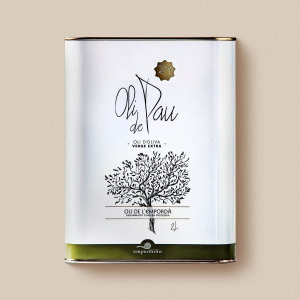 aceite de oliva en lata