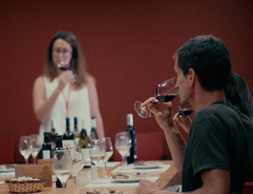 iniciació al tast de vi