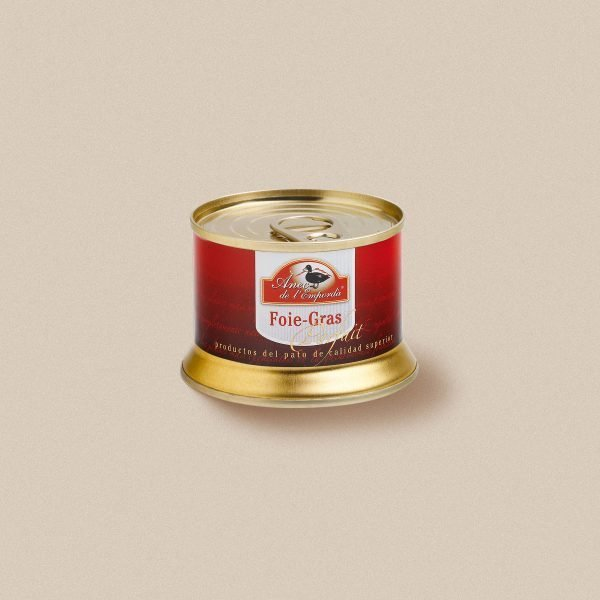 Bloc de foie-gras Parfait
