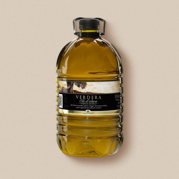 Oli oliva verge extra en garrafa 5 l