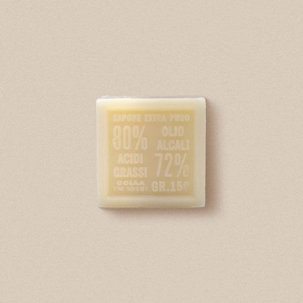 Pastilla de sabó d'oli natural