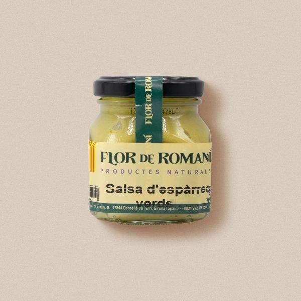 Salsa espàrrecs verds