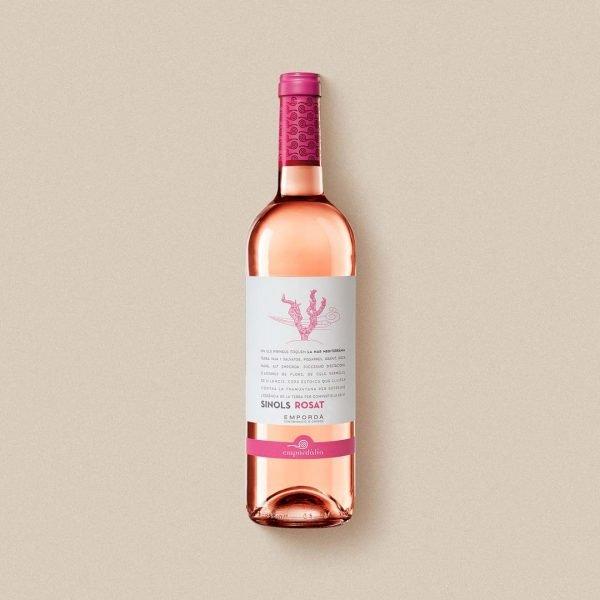 vino DO Empordà rosado