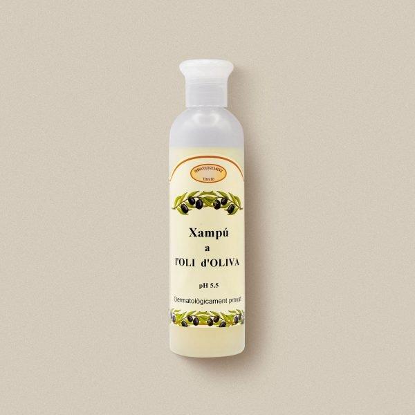 Xampú d'oli d'oliva