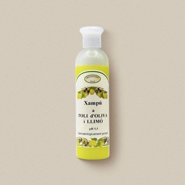 Xampú d'oli d'oliva i llimona
