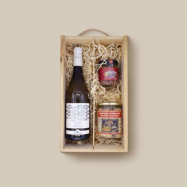 lot de productes regal vi blanc